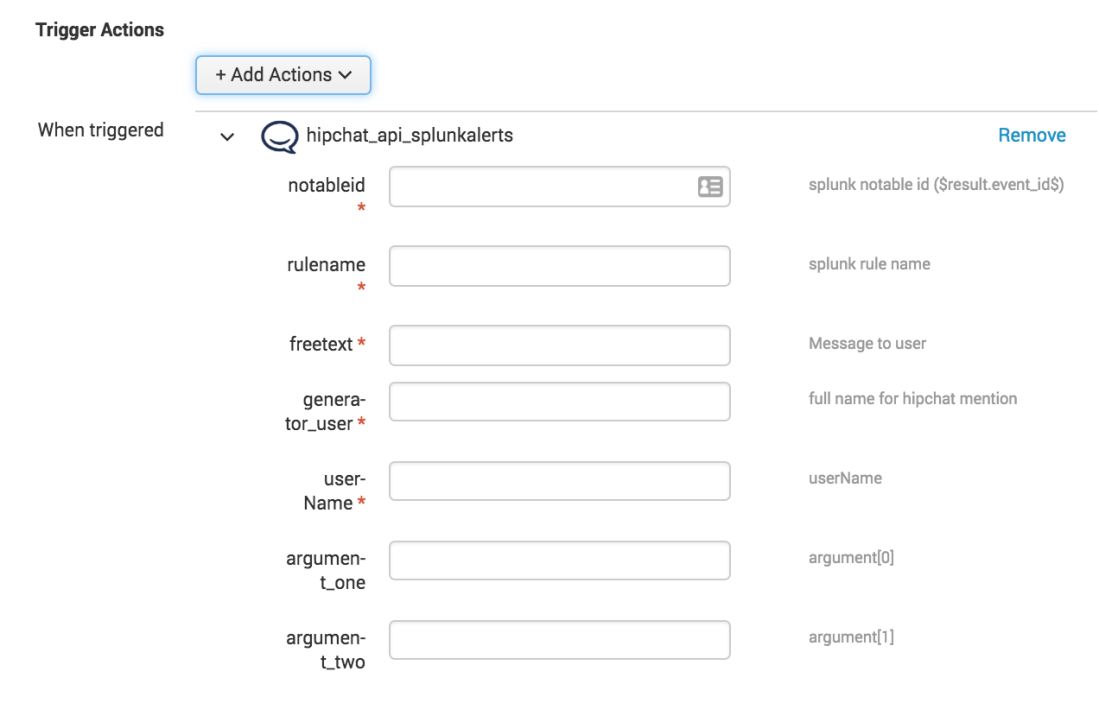 Homemade Incident response by Splunk and hubot – againsecured